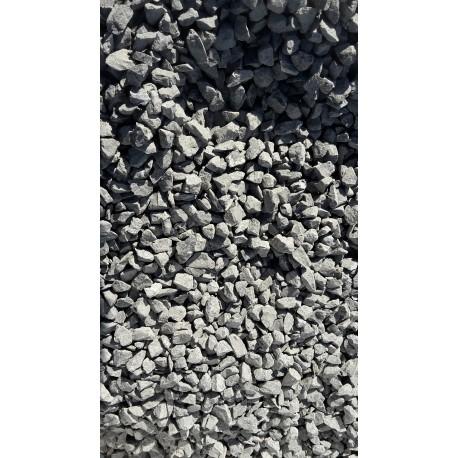 gravillons ou gravier noir basalte pour jardin minéral - galets06
